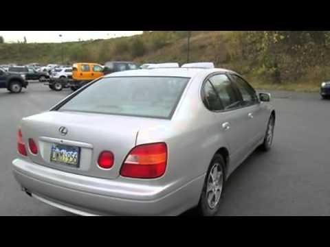 2000 Lexus GS 300 - Cal's @ 5th ave - Anchorage, AK 99501