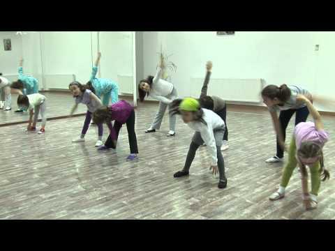 Cursuri de dans Copii Incepatori LATINO TIME clip 1