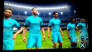 PES 2017 para ppsspp android gratis