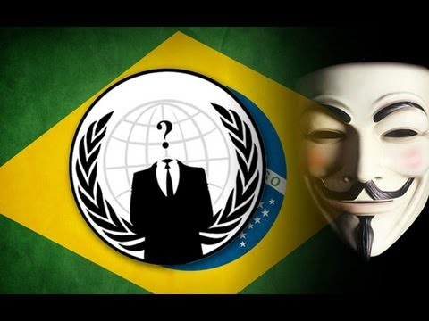 Anonymous Brasil   As 5 causas! #Compartilhem #ChangeBrazil #OGiganteAcordou