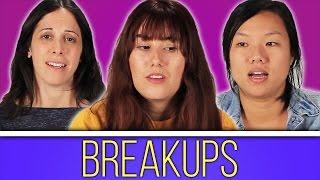 Women Talk About Heartbreak