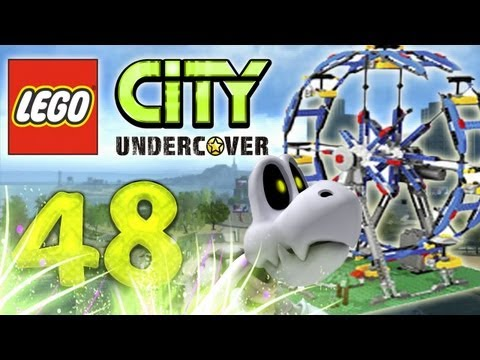 Let's Play Lego City Undercover Part 48: Knochentrocken Easter Egg [ENDE]