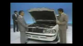 getlinkyoutube.com-新車情報'87 トヨタ クラウン