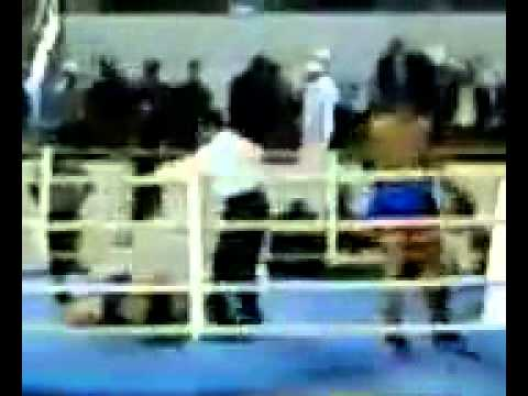 جماع مصطفى تواني 3 jammaa mustapha thai boxing ko