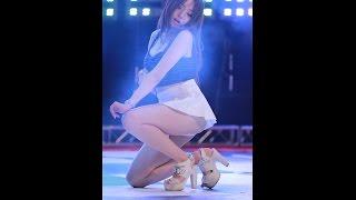 getlinkyoutube.com-[직캠/Fancam] 150529 밤비노(BAMBINO) (은솔) 댄스공연 박진영-어머님이 누구니 @ 강릉영동대