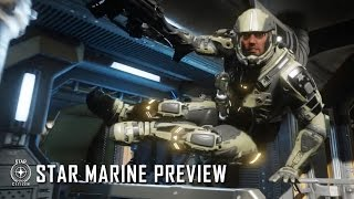 Star Citizen - Star Marine Preview: FPS Gameplay