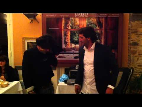 Ristorante La Cecca - I Gemelli Siamesi parte 1