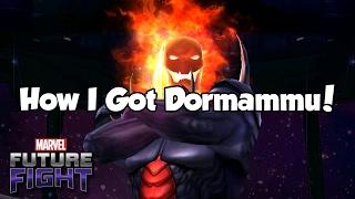 getlinkyoutube.com-[Marvel Future Fight] How I Got Dormammu!