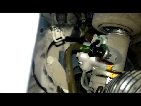 Hyundai tucson снимаем рулевую рейку очень легко