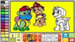 getlinkyoutube.com-Щенячий патруль на русском [игры для детей] мультфильмы для детей [3]