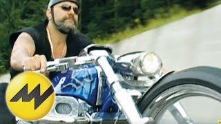 getlinkyoutube.com-Reportage: So entsteht ein Custom Bike Motorvision begleitet