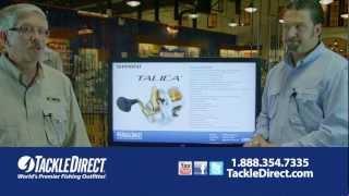 Shimano Talica Reels at TackleDirect