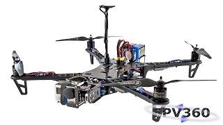 getlinkyoutube.com-FPV360 Quadcopter upgrade/build instructional video