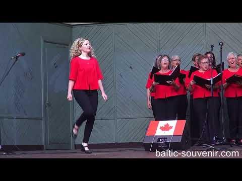 Канадские танцы, Канада / Canadian Dances, 3th European Olympic Choir Games