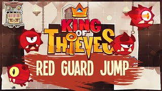 getlinkyoutube.com-King of Thieves: Red Guard Jump