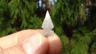 getlinkyoutube.com-Making Tiny (but Deadly) Stone Arrowheads (HD)