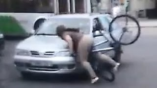 getlinkyoutube.com-Funny road accidents,Funny Videos, Funny People, Funny Clips, Epic Funny Videos Part 44
