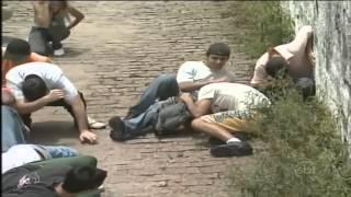 getlinkyoutube.com-скрита камера, Луди бразилци - Crazy Brazilian Prank, GUNSHOT ! Beware the Shooter !
