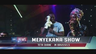 getlinkyoutube.com-Meddy na Teta Diane Live in Concert Belgium (2015)©Julien Bmjizzo