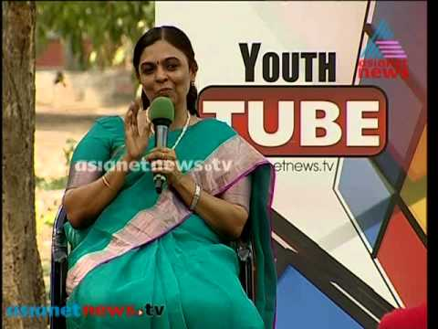 ADGP B Sandhya  on Youth Tube 25th June 2014 Part 1