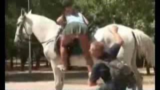 getlinkyoutube.com-Broma Culo Sexy Montando Caballo Camara escondida oculta by Joseph233