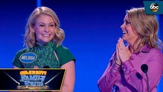 getlinkyoutube.com-Melissa Joan Hart and Sister take on Fast Money - Celebrity Family Feud