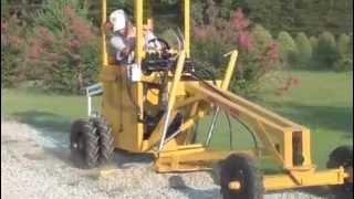 getlinkyoutube.com-Gravely Powered Motor Grader Tractor