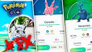getlinkyoutube.com-NIANTIC HA QUITADO LOS OBJETOS EVOLUTIVOS? POKÉMON CONTINENTALES DE SEGUNDA GENERACIÓN! Pokémon GO