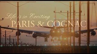 Fabolous - A Remy VIP Experience: Life Is So Exciting (Paris & Cognac Part 1)