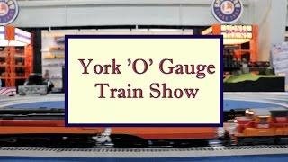 getlinkyoutube.com-York O Gauge Train Show Episode 1: Featuring Lionel Trains