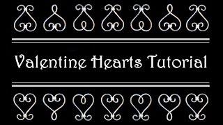 getlinkyoutube.com-How to Make Wire Wrapped Heart Charm : Beginner Jewelry Tutorial