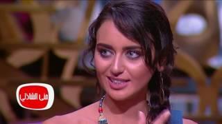 getlinkyoutube.com-معكم منى الشاذلى - شاهد الفنانة  فايا يونان تخجل من كثرة العرسان.