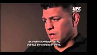 Entrevista exclusiva con Nick Diaz