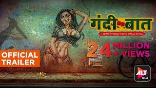 Gandii Baat | Official Trailer | Web series | ALTBalaji | Streaming Now width=