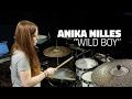 Anika Nilles - Wild Boy Drumeo