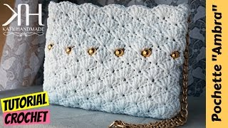 "getlinkyoutube.com-Tutorial pochette ""Ambra"" uncinetto 