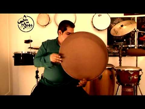 Daf Solo ( Persian Frame Drum ) By Roozbeh Zarei -     