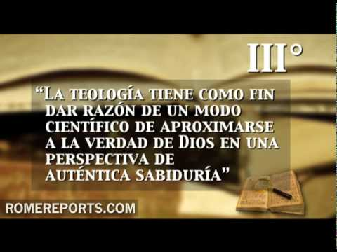 Vaticano publica nuevo documento sobre los principios y criterios de la Teologa