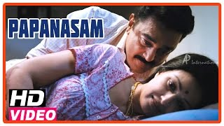 getlinkyoutube.com-Papanasam Tamil Movie | Scenes | Kamal Haasan decides to buy a new car | Gautami