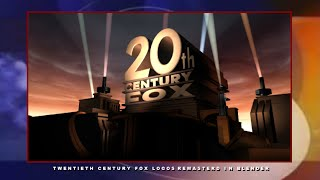 getlinkyoutube.com-Twenteith Century Fox Logos Remasterd In Blender