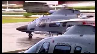 AFP's brand new AW 109 Power and SOKOL with S 76 hovering capability display