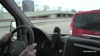 getlinkyoutube.com-New Mercedes-Benz Sprinter (2013) - Testing