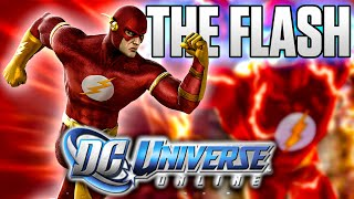DC Universe Online The Flash