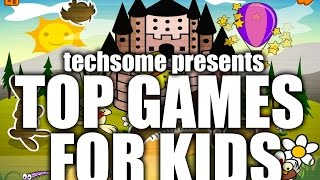 getlinkyoutube.com-Top iOS/Android Games for Kids 2015