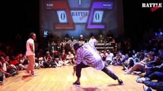 getlinkyoutube.com-Battle BAD 2015 - WAYJI vs BOUBOO - HIP-HOP QUARTER FINAL