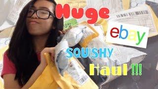getlinkyoutube.com-SQUISHY PACKAGES FROM EBAY! II Haul #1