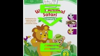 getlinkyoutube.com-Baby Einstein Wild Animal Safari Discovery Kit Review!