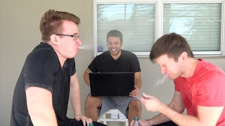 Try Not to Not Laugh Challenge w/ MiniLadd and BasicallyIDoWrk!