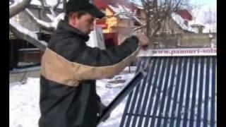 getlinkyoutube.com-Panouri solare eficienta pe timp de iarna