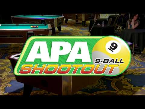 2017 APA 9-Ball Shootout Semifinals